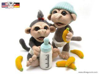Affenbabys