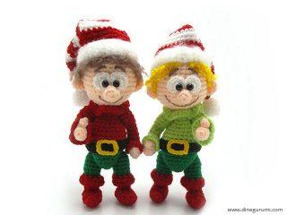 Weihnachtsklaus der großer flauschige Weihnachtsmann - Küma ... | 240x320